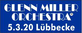 Werbe-Button Glenn-Miller-Orchestra